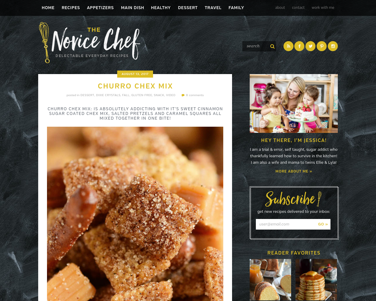 TheNoviceChefBlog-Advertising-Reviews-Pricing