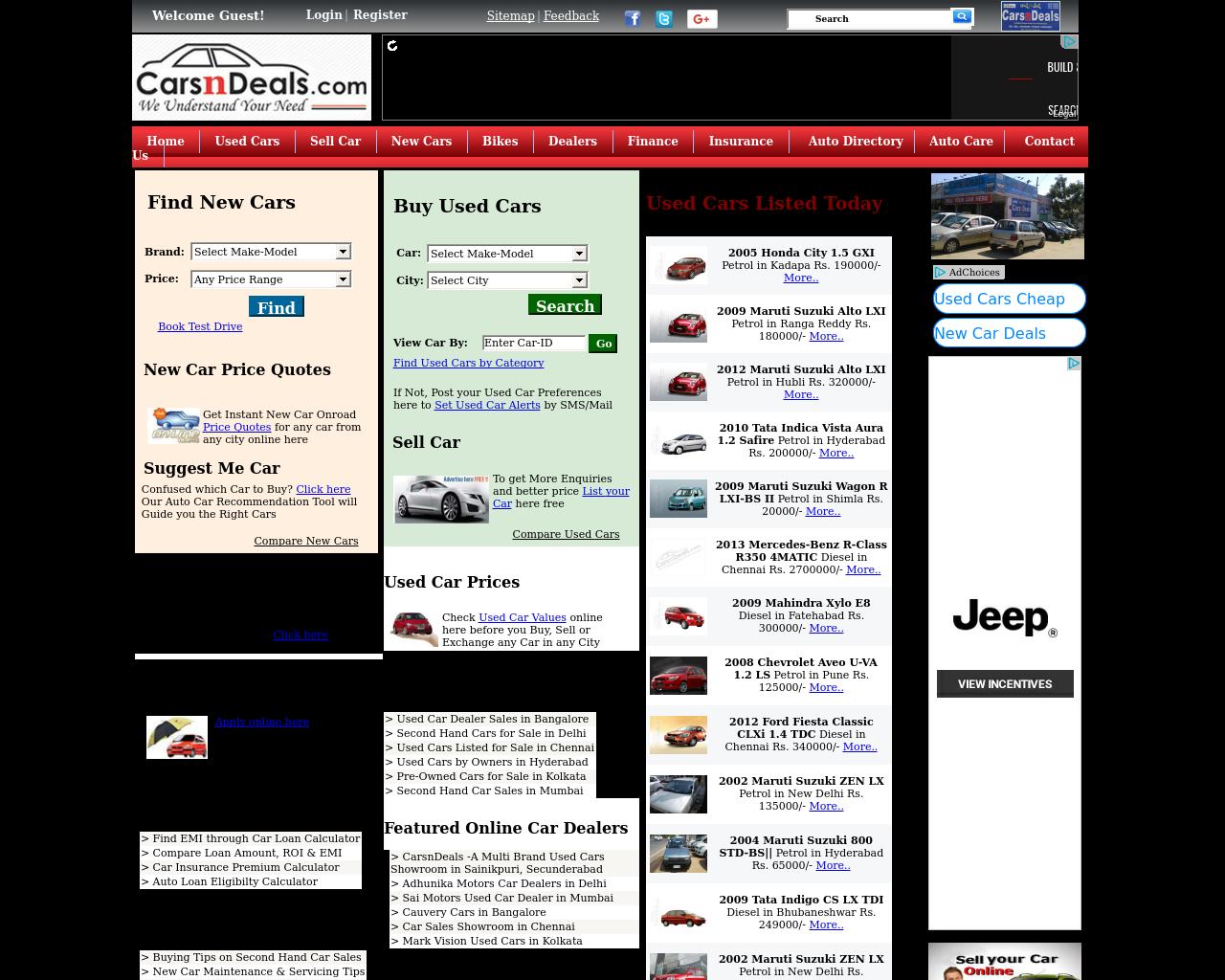 CarsnDeals.com-Advertising-Reviews-Pricing