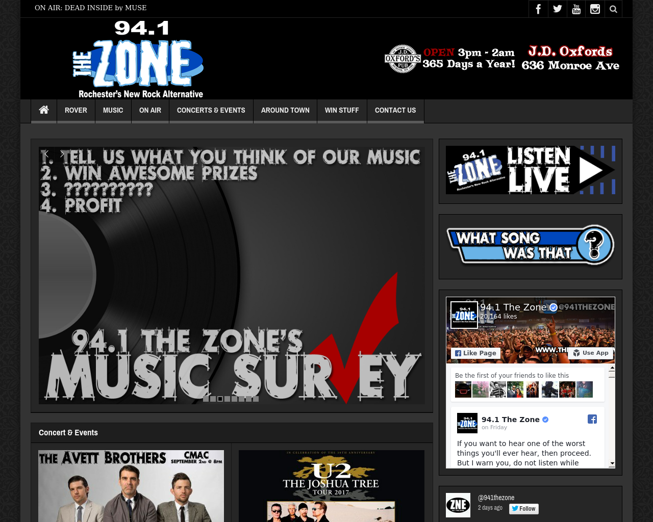 The-Zone-94.1-Advertising-Reviews-Pricing