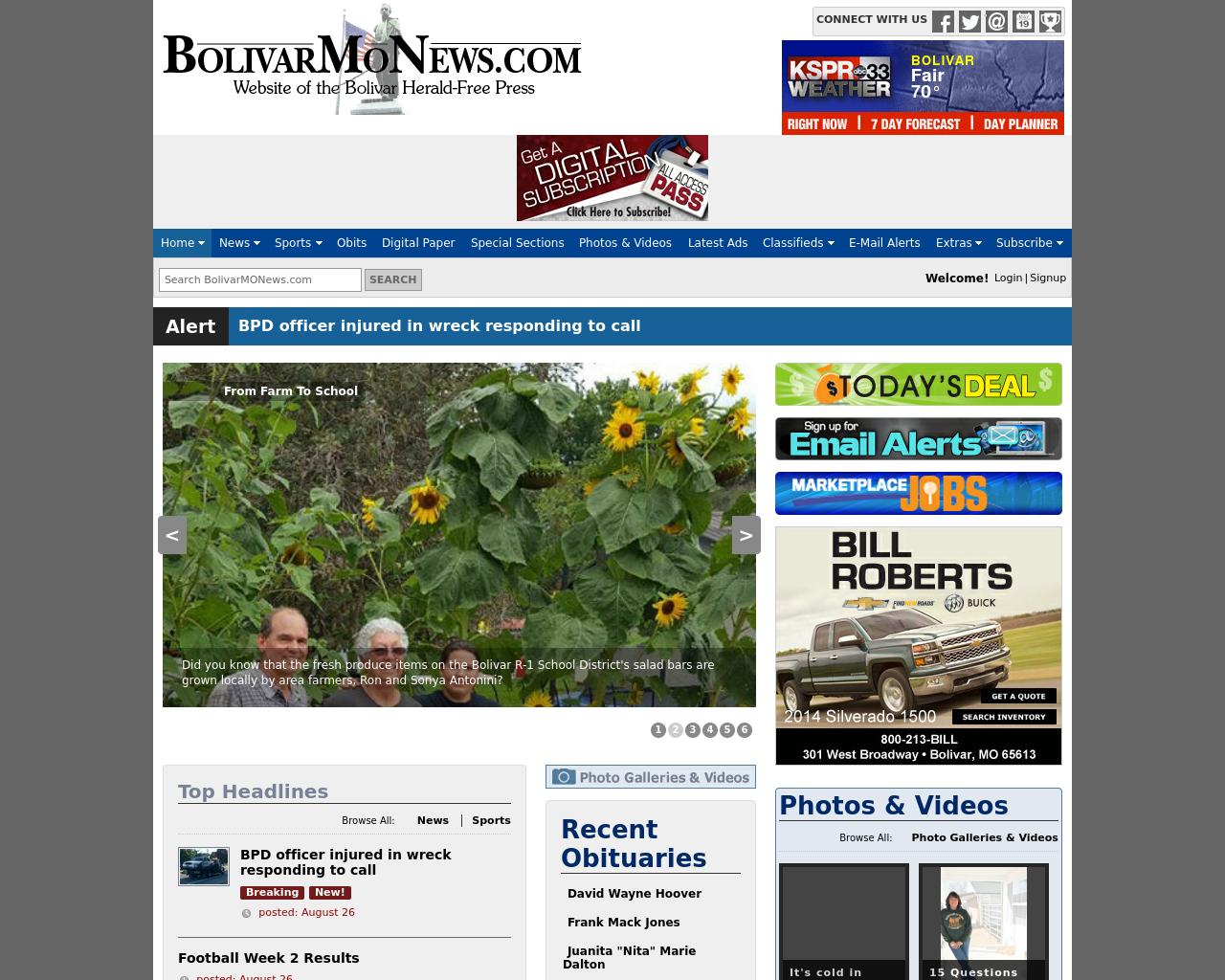 Bolivar-Mo-News-Advertising-Reviews-Pricing