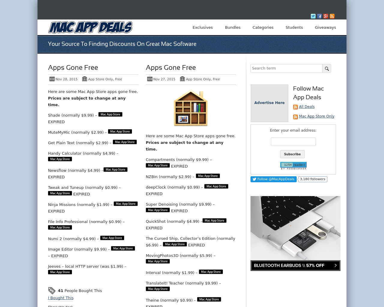 MACAPPDEALS-Advertising-Reviews-Pricing