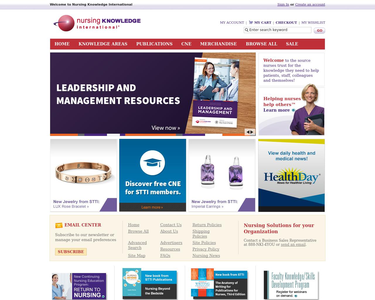 Nursing-Knowledge-International-Advertising-Reviews-Pricing