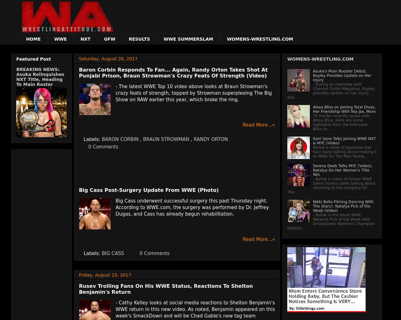 Wrestling-Attitude-Advertising-Reviews-Pricing
