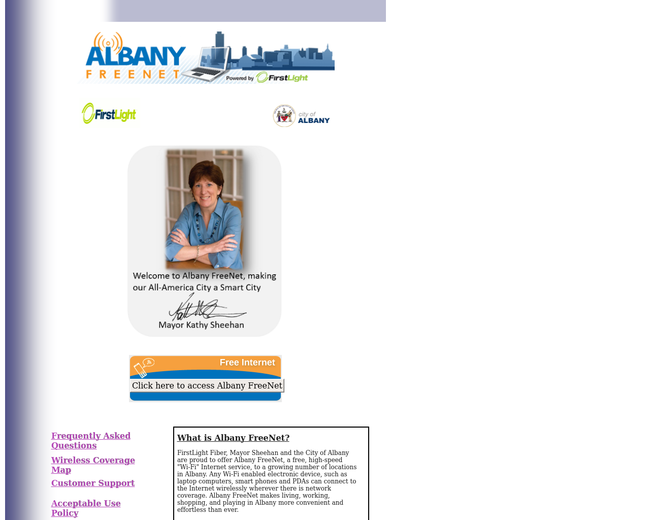 Albany-Freenet-Advertising-Reviews-Pricing