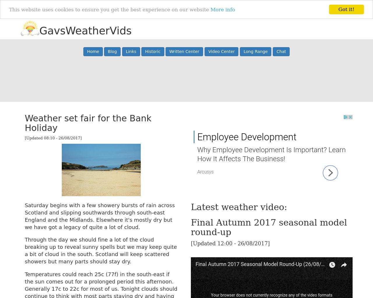 GavsWeatherVids.com-Advertising-Reviews-Pricing