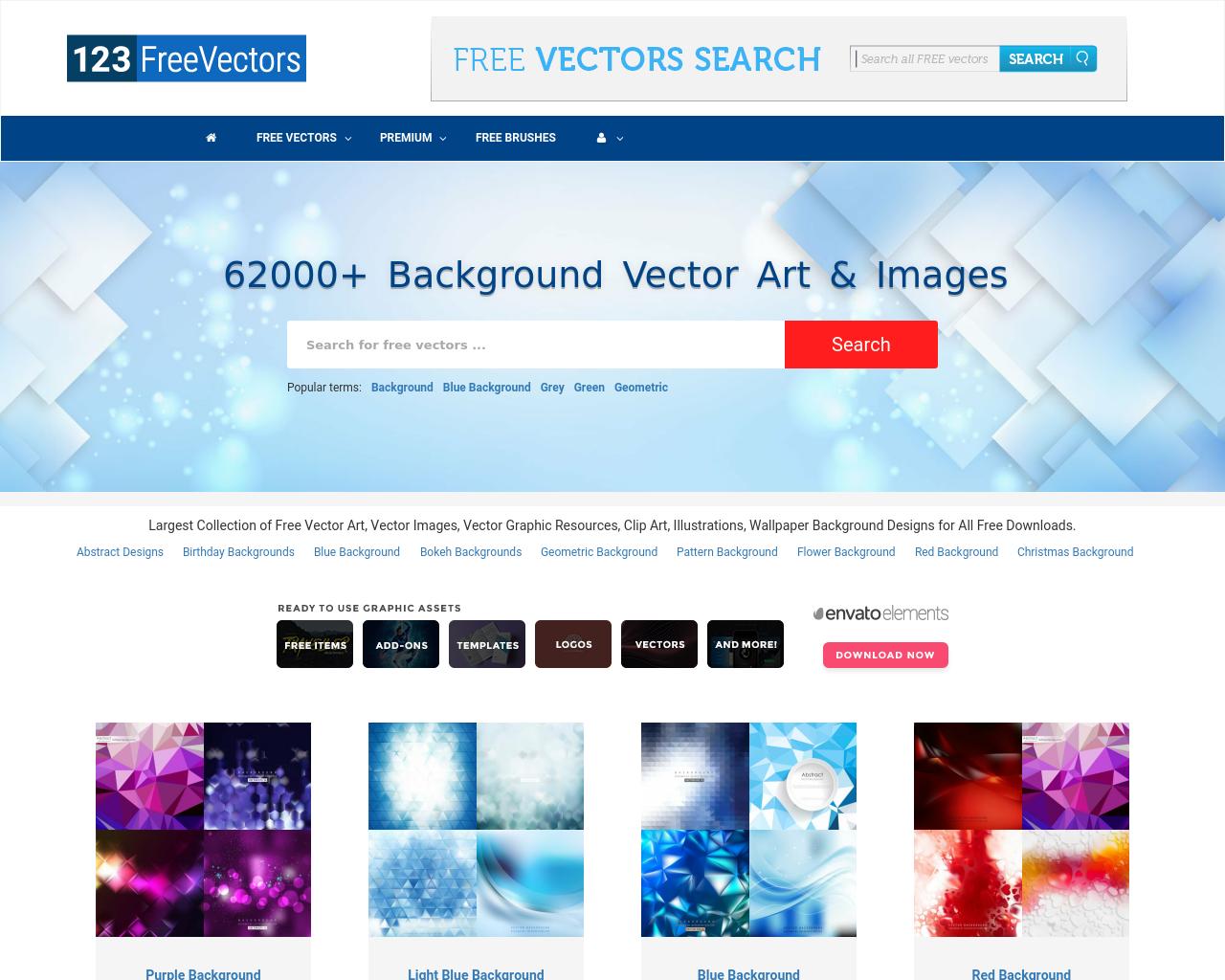 123-Free-Vectors-Advertising-Reviews-Pricing