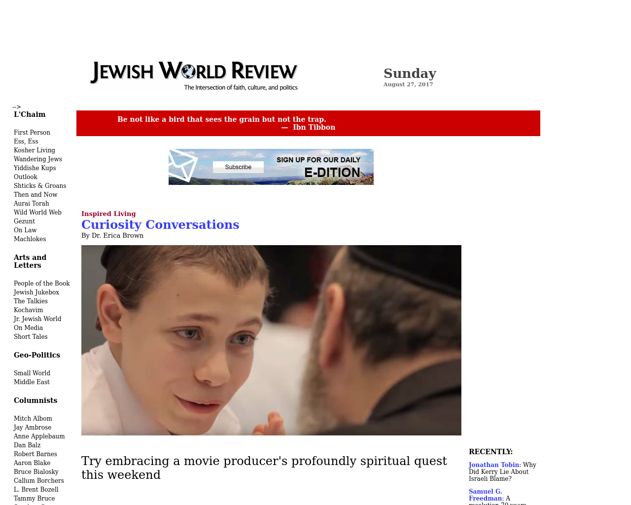 Jewish-World-Review-Advertising-Reviews-Pricing