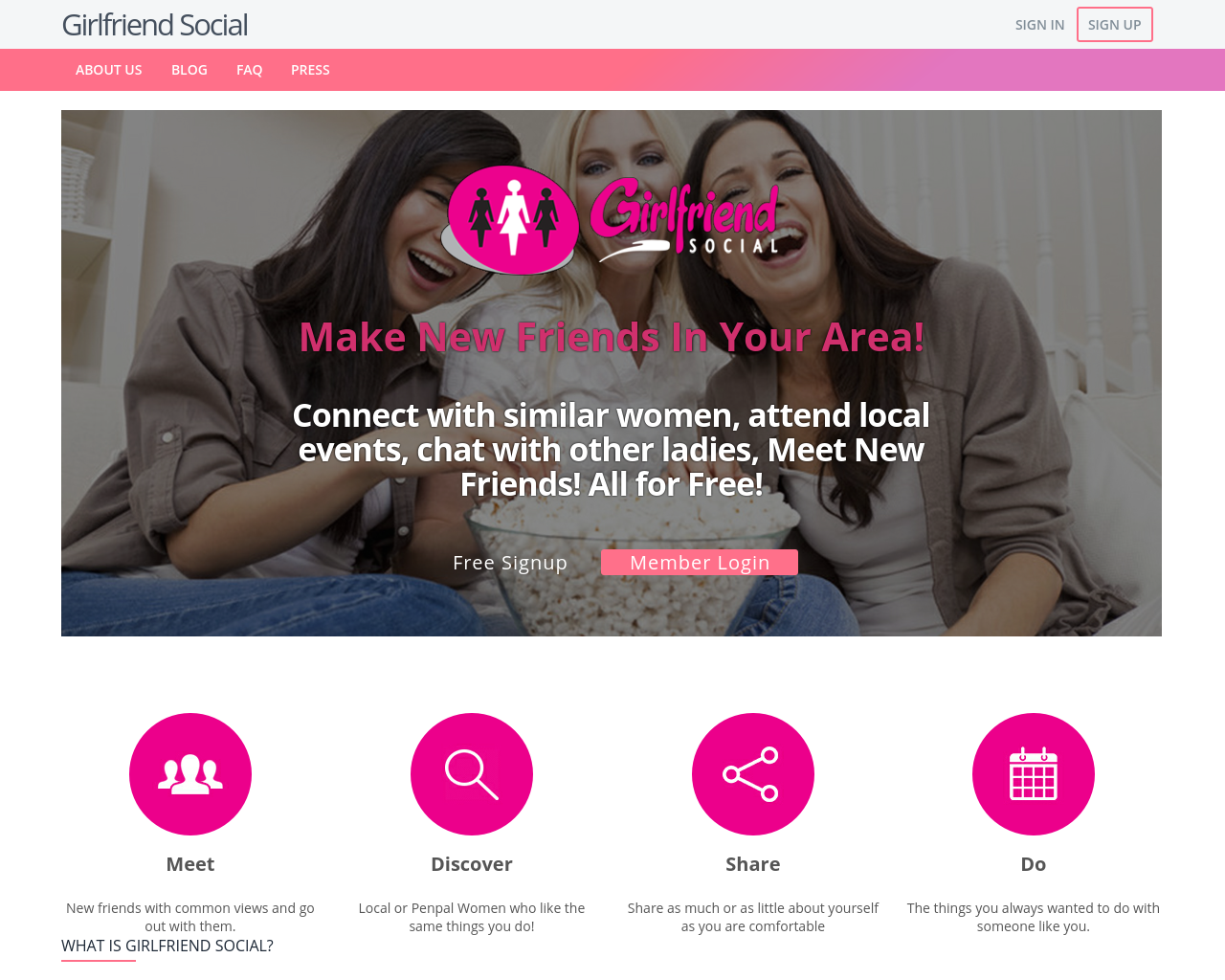 Girlfriend-Social-Advertising-Reviews-Pricing