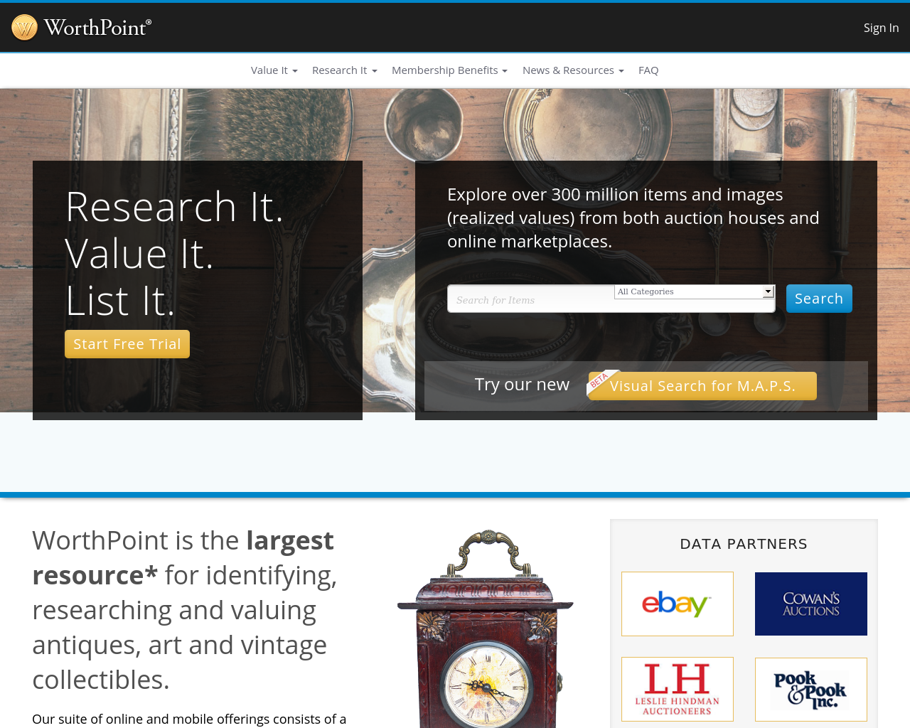 Worthpoint-Advertising-Reviews-Pricing