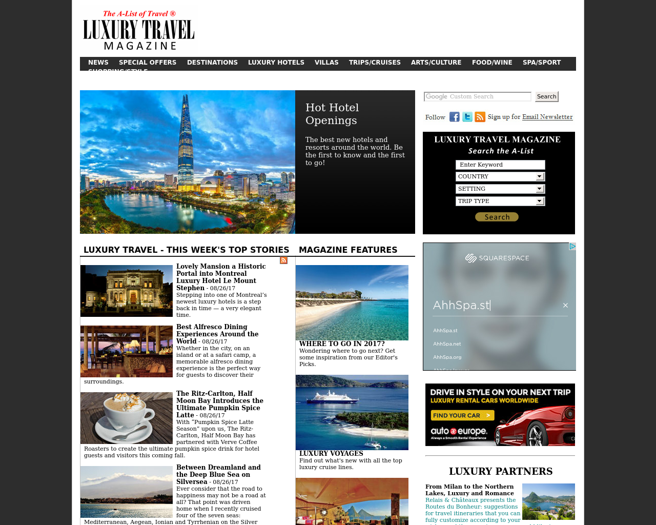 Luxurytravelmagazine-Advertising-Reviews-Pricing