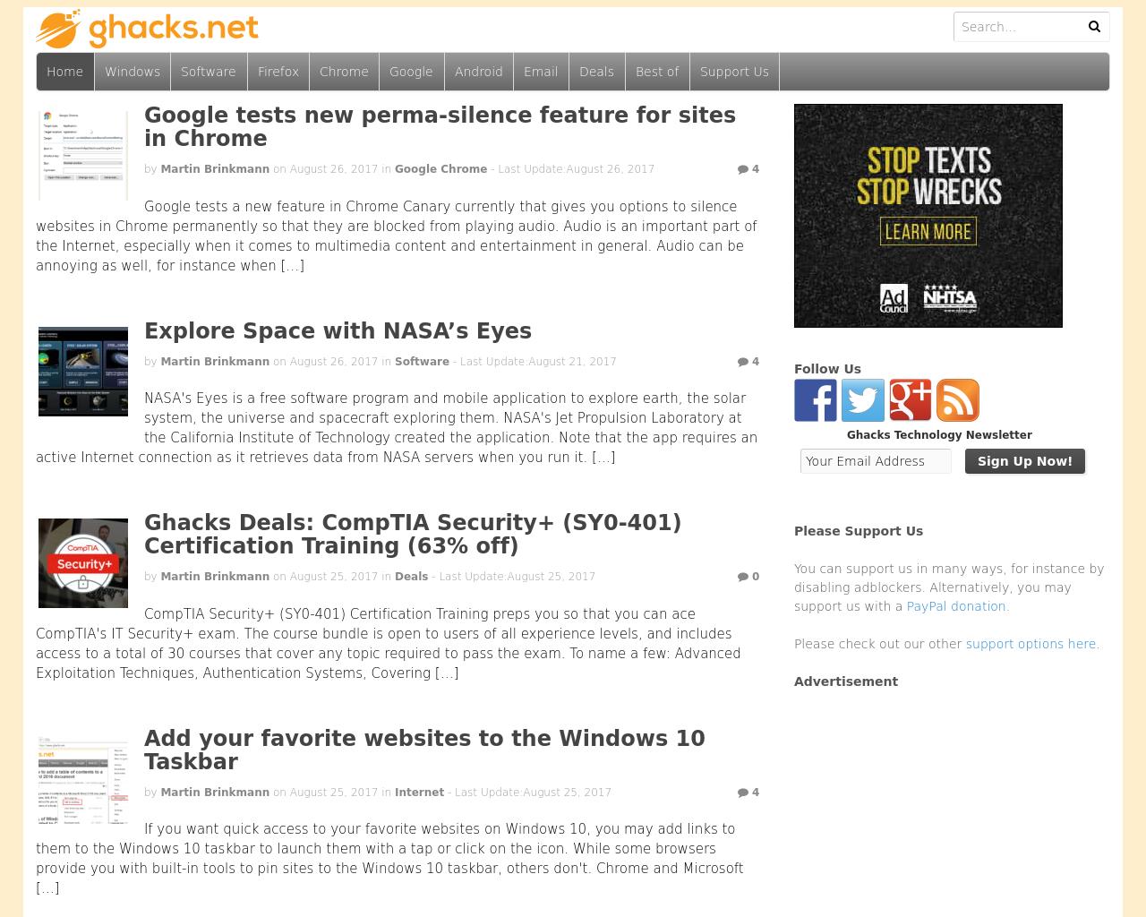 ghacks.net-Advertising-Reviews-Pricing