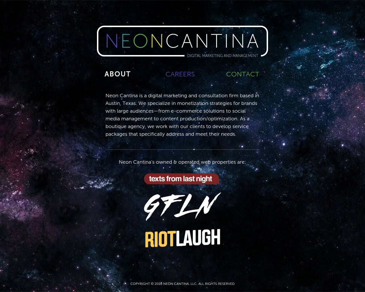 Neon-Cantina-Advertising-Reviews-Pricing