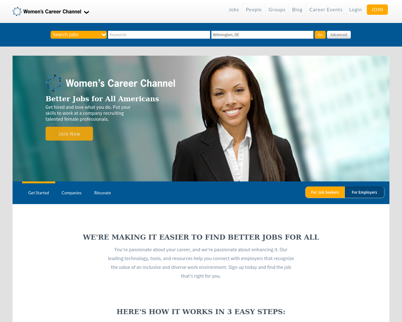 Womens-Career-Channel-Advertising-Reviews-Pricing