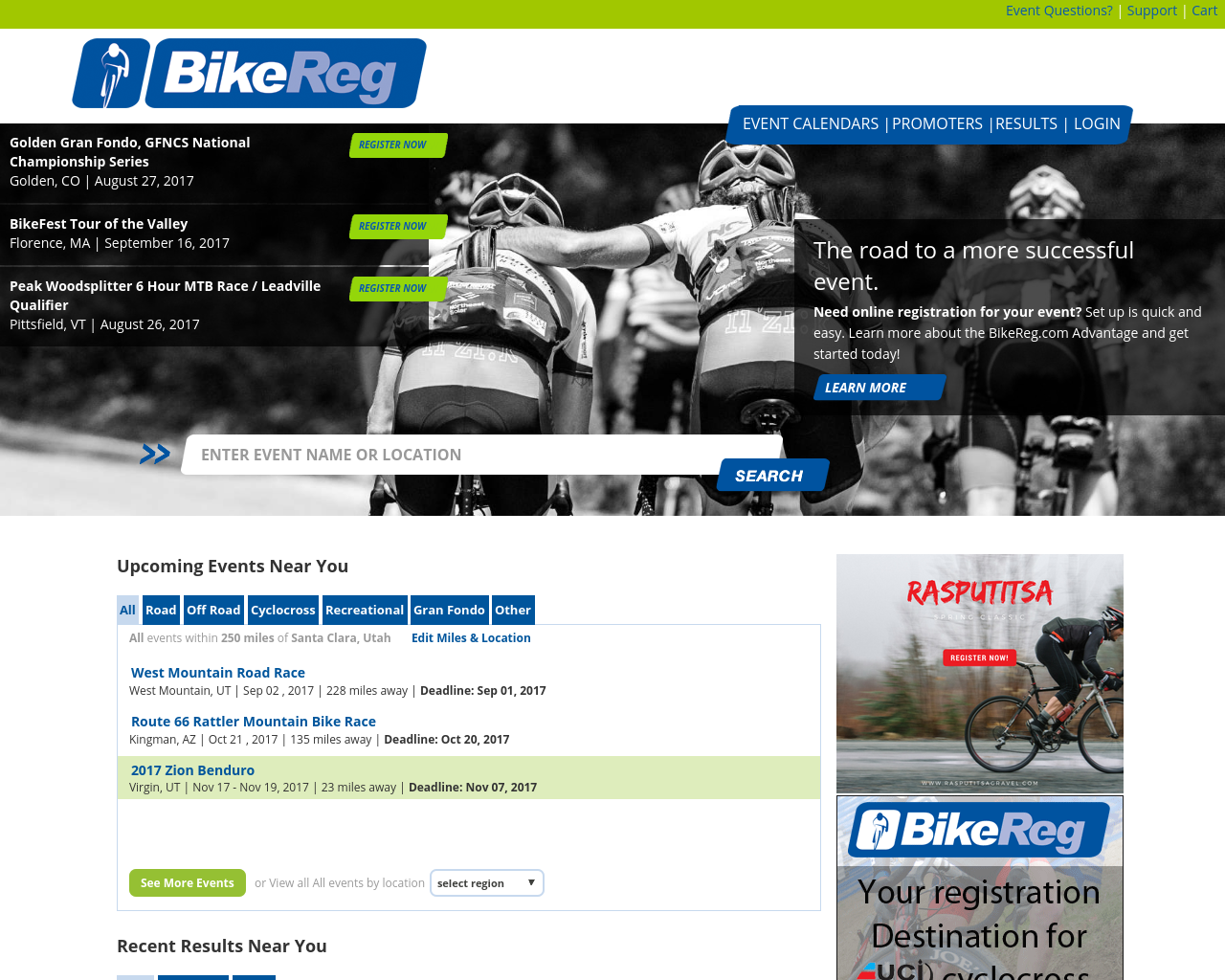 BikeReg.com-Advertising-Reviews-Pricing