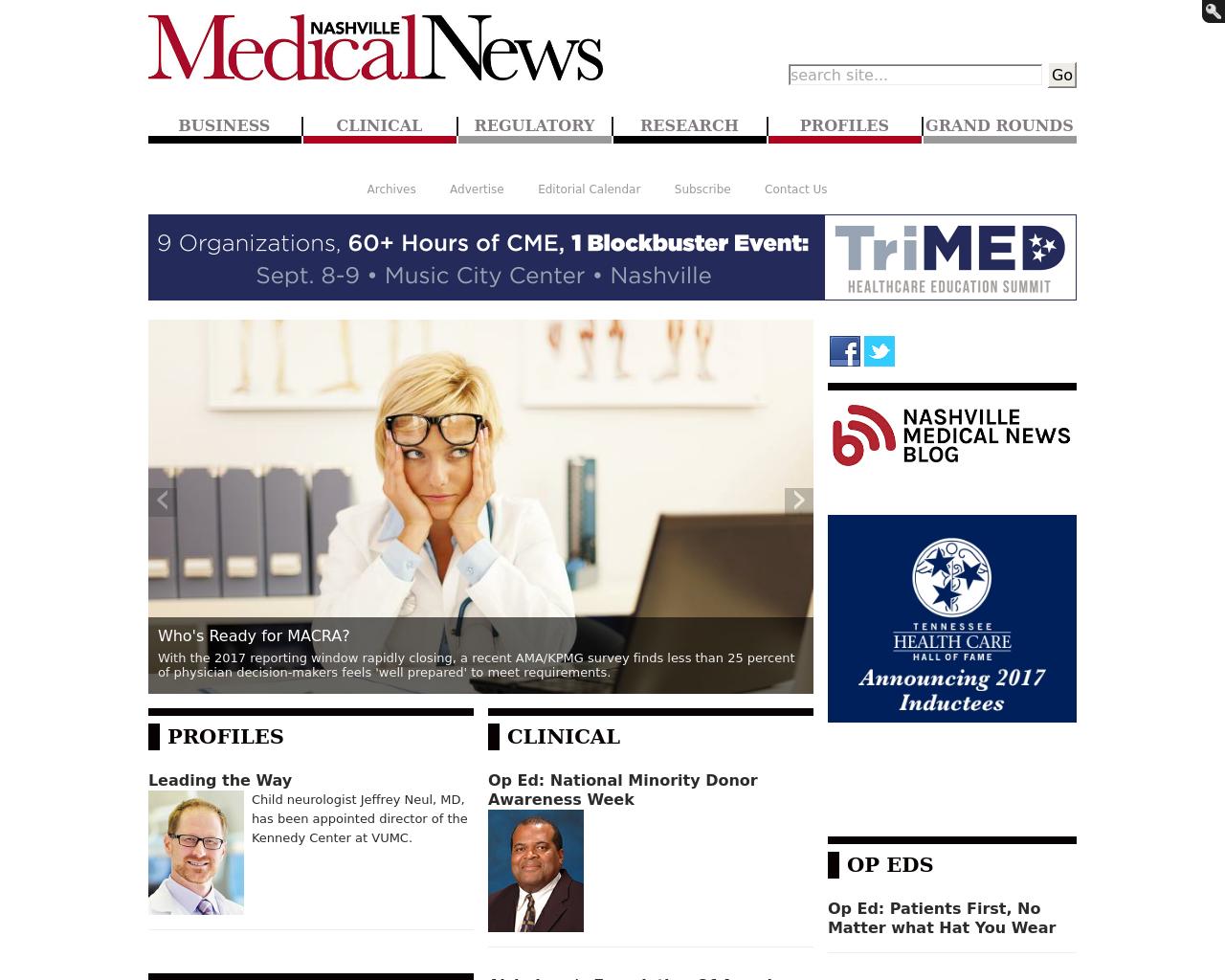 Nashville-Medical-News-Advertising-Reviews-Pricing