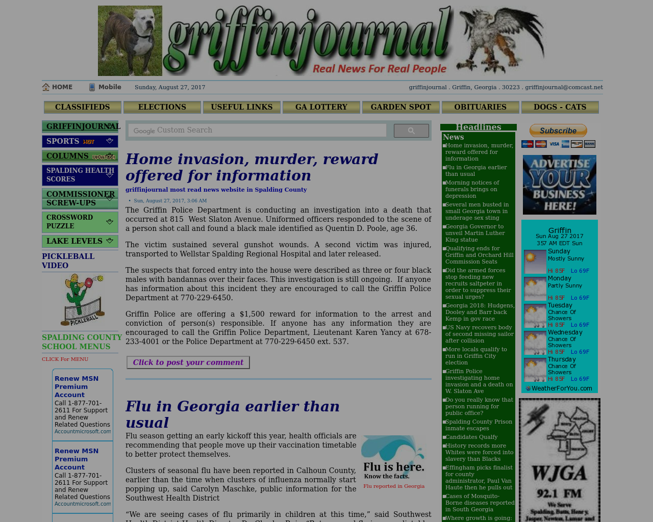 Griffin-Journal-Advertising-Reviews-Pricing