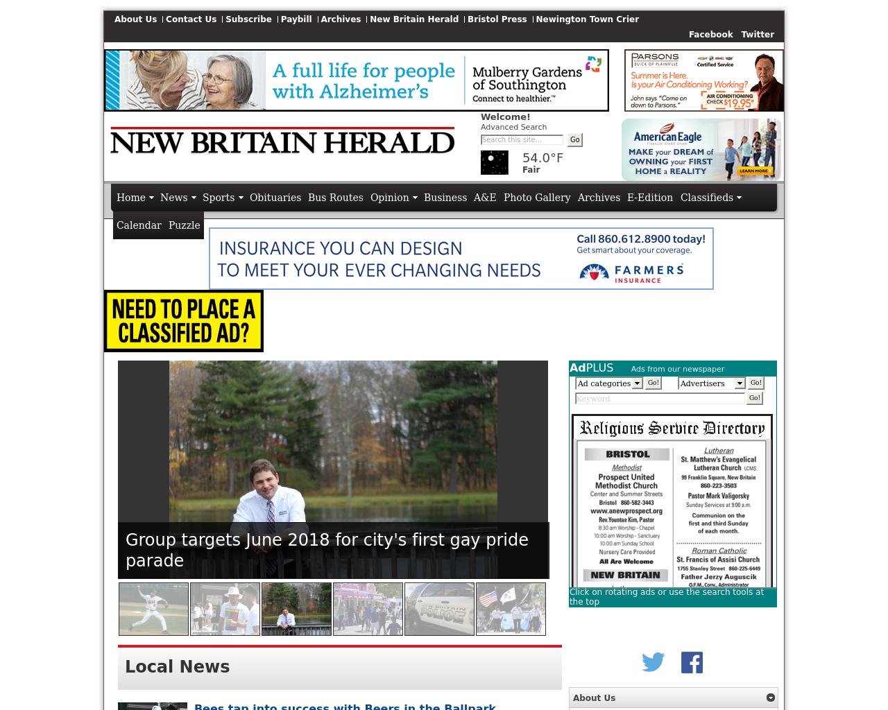 New-Britain-Herald-Advertising-Reviews-Pricing