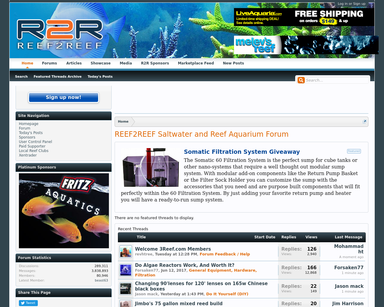 Reef2reef.com-Advertising-Reviews-Pricing