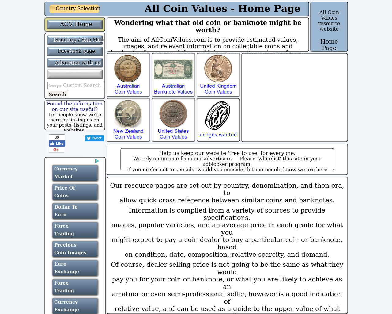 All-Coin-Values-Advertising-Reviews-Pricing