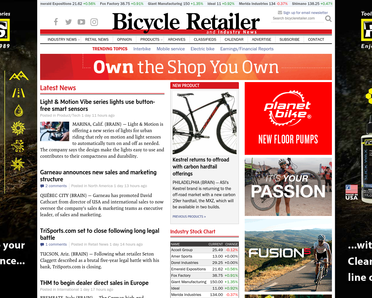 Bicycle-Retailer-Advertising-Reviews-Pricing