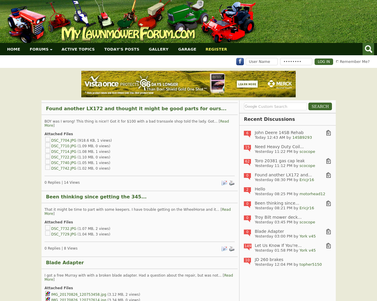 My-Lawn-Mower-Forums.com-Advertising-Reviews-Pricing