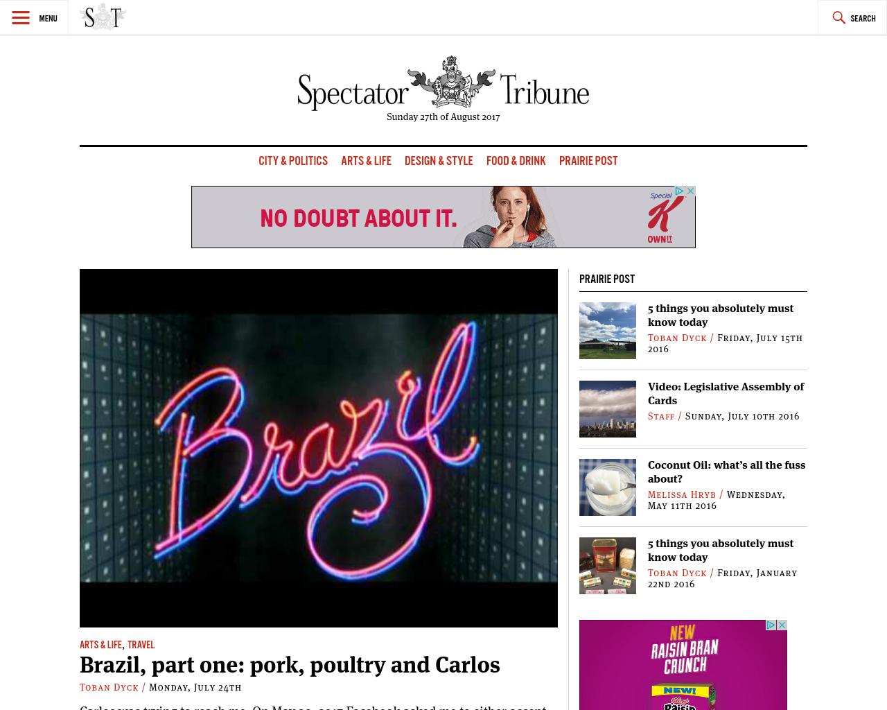 Spectators-Tribune-Advertising-Reviews-Pricing