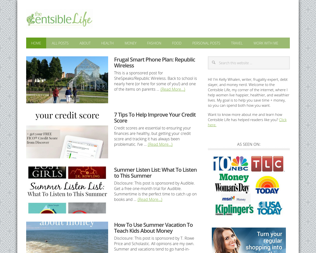 The-centsible-Life-Advertising-Reviews-Pricing