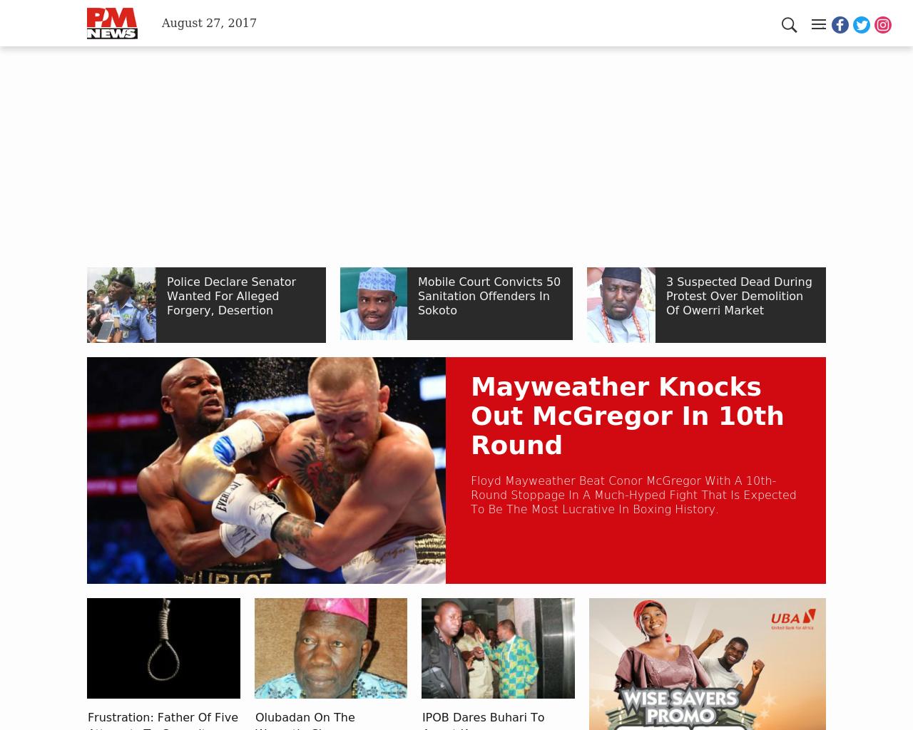 P.M.-News-Nigeria-Advertising-Reviews-Pricing