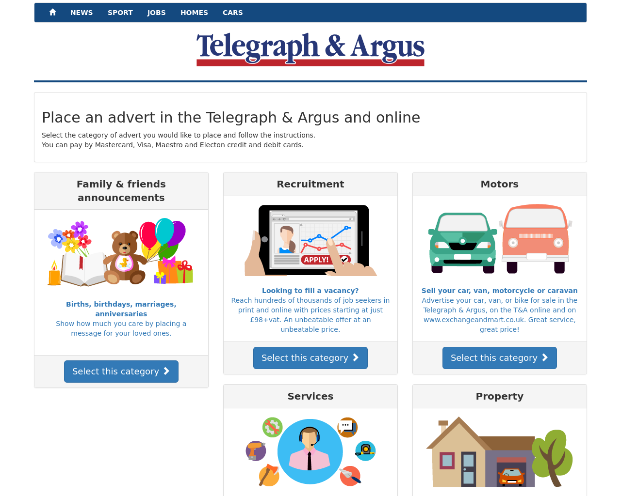 The-Telegraph-&-Argus-Advertising-Reviews-Pricing