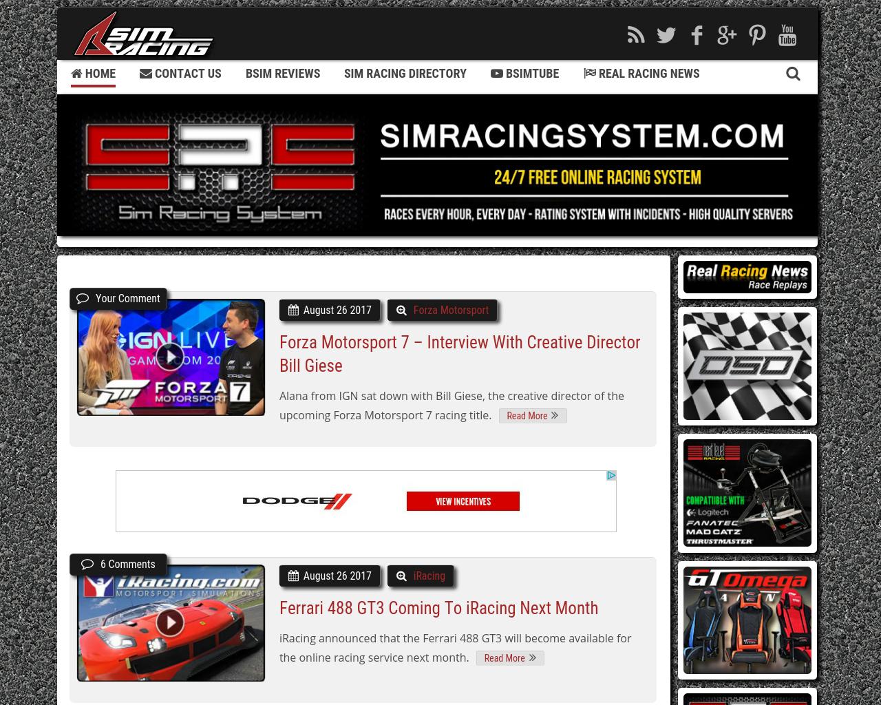 Bsimracing-Advertising-Reviews-Pricing