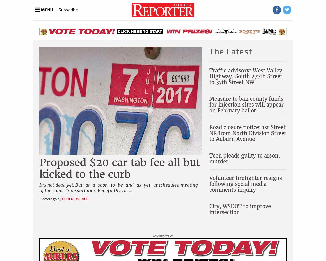 Auburn-reporter.com-Advertising-Reviews-Pricing