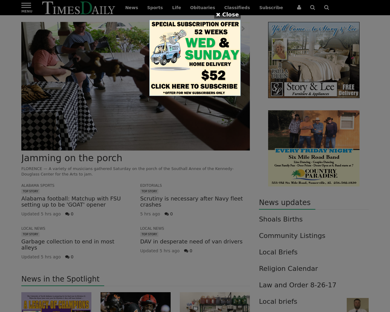 TimesDaily-Advertising-Reviews-Pricing
