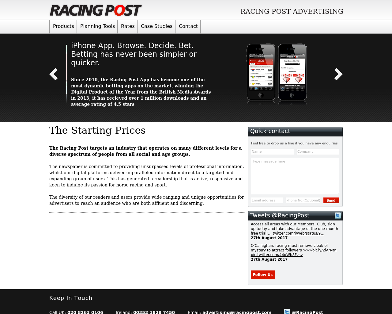 RACING-POST.com-Advertising-Reviews-Pricing