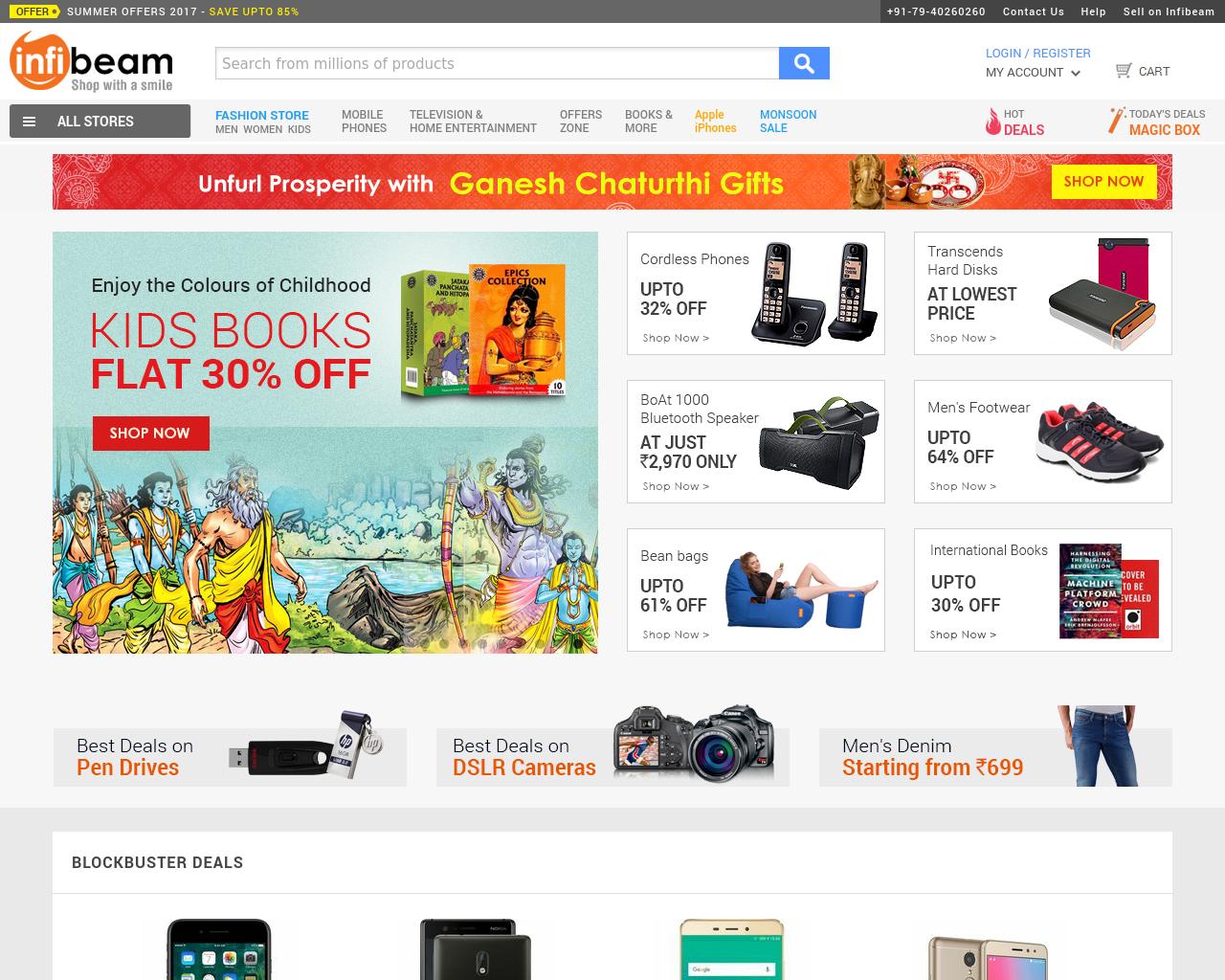 Infibeam-Advertising-Reviews-Pricing
