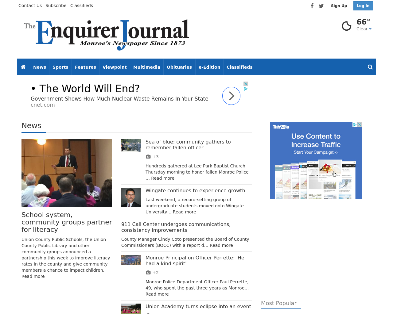 The-Enquirer-Journal-Advertising-Reviews-Pricing