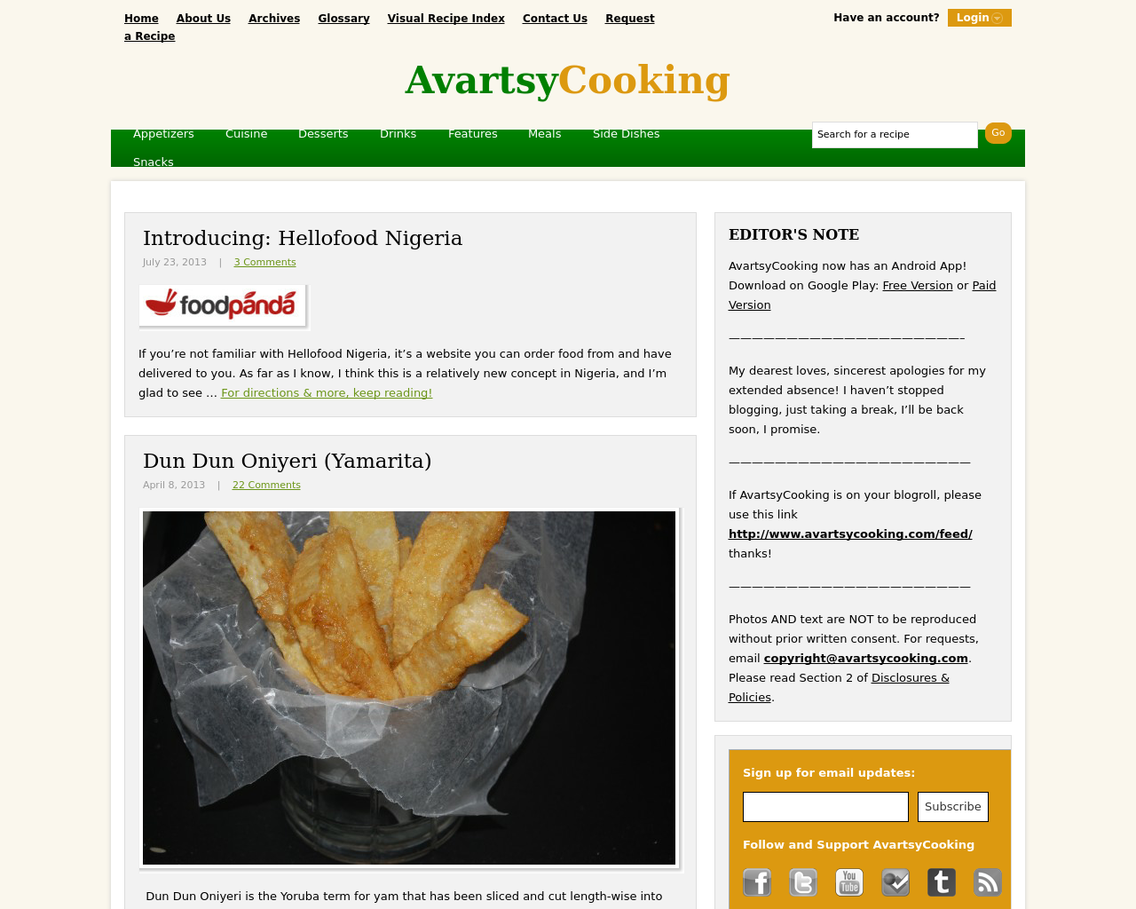 Avartsy-Cooking-Advertising-Reviews-Pricing