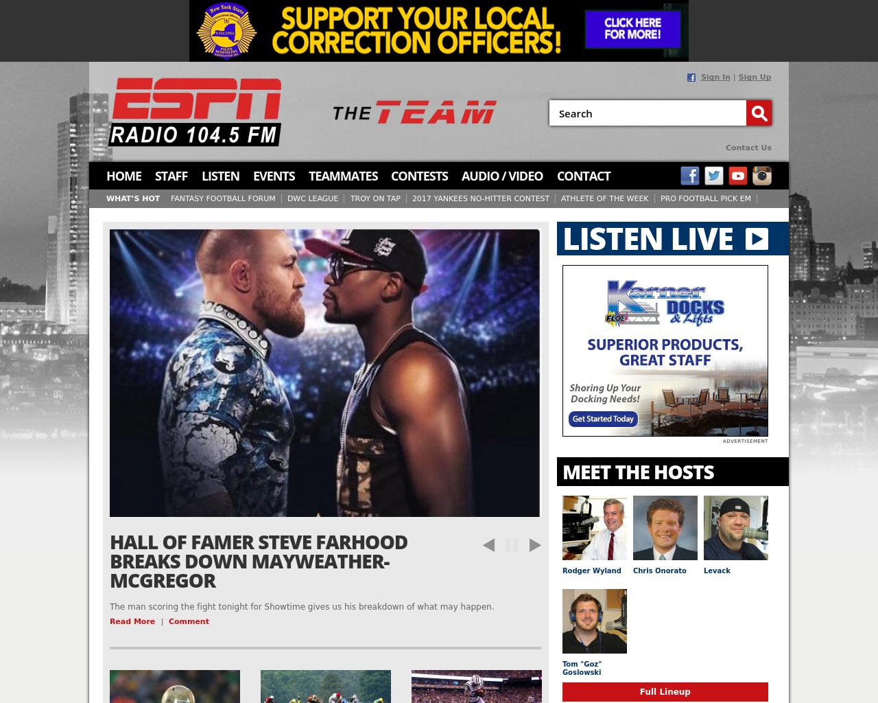 ESPN-Radio-104.5-FM-Advertising-Reviews-Pricing