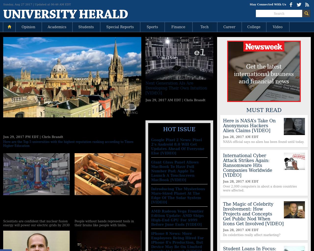 University-Herald-Advertising-Reviews-Pricing