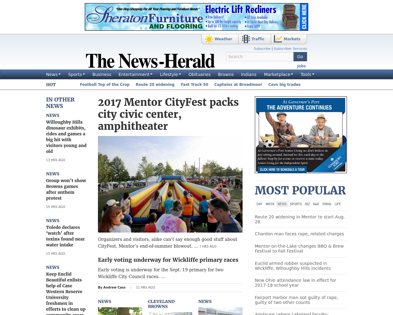 The-News-herald-Advertising-Reviews-Pricing