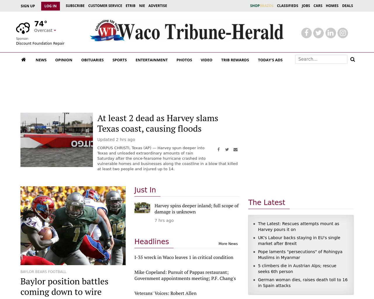 Waco-Trib-Advertising-Reviews-Pricing