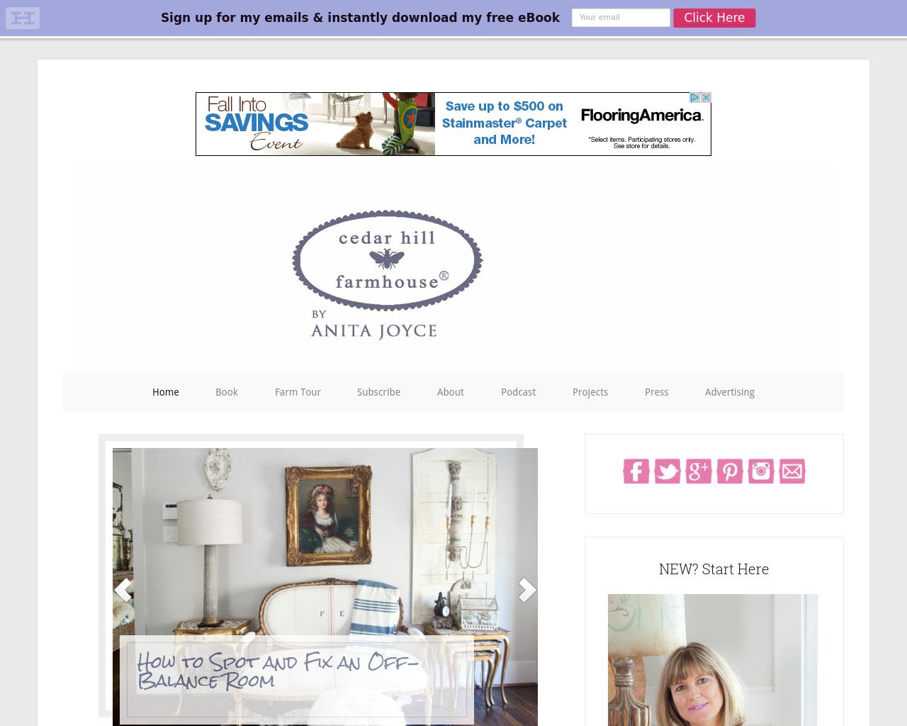 Cedarhillfarmhouse.com-Advertising-Reviews-Pricing