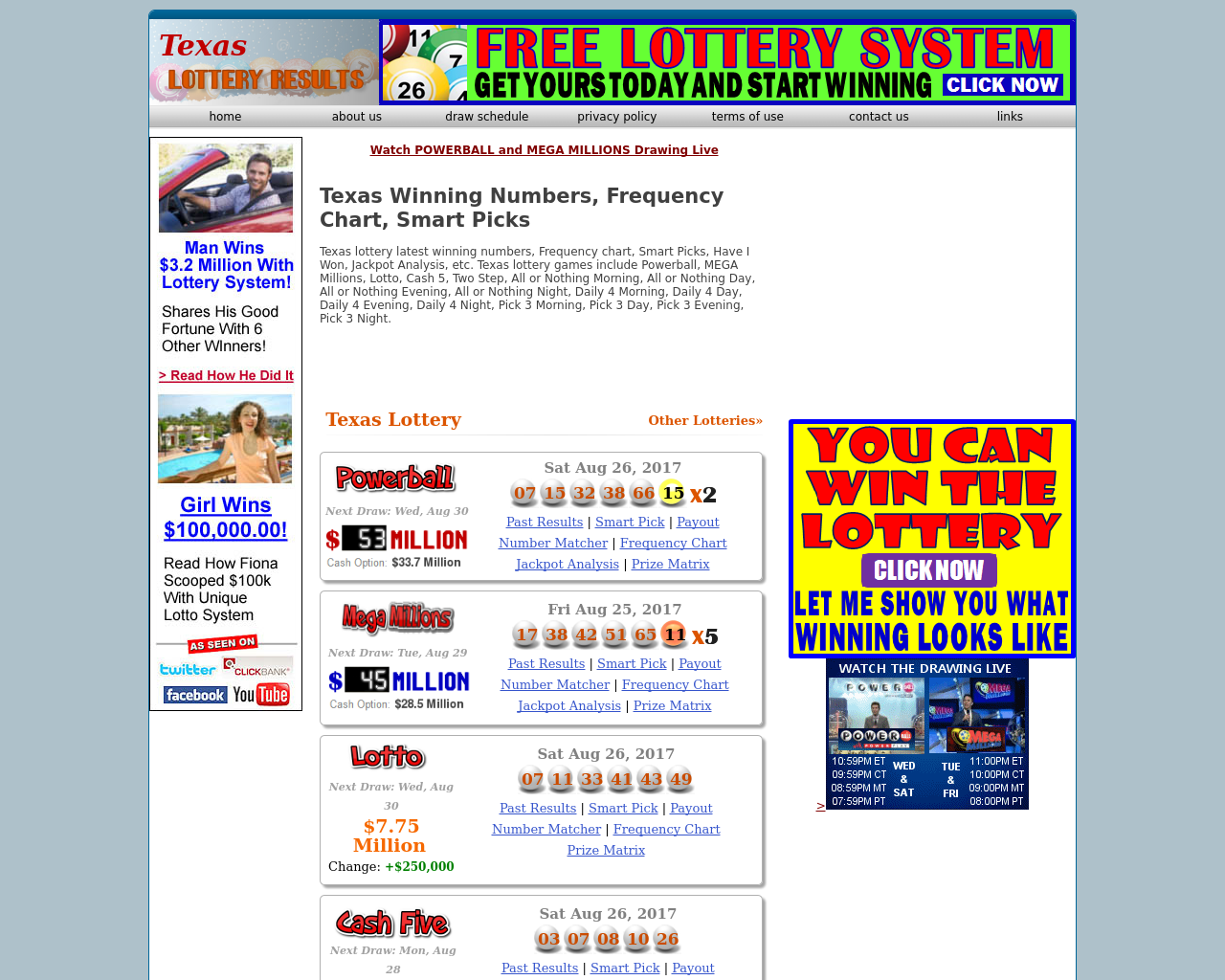 Texas-Lottery-Live-Advertising-Reviews-Pricing