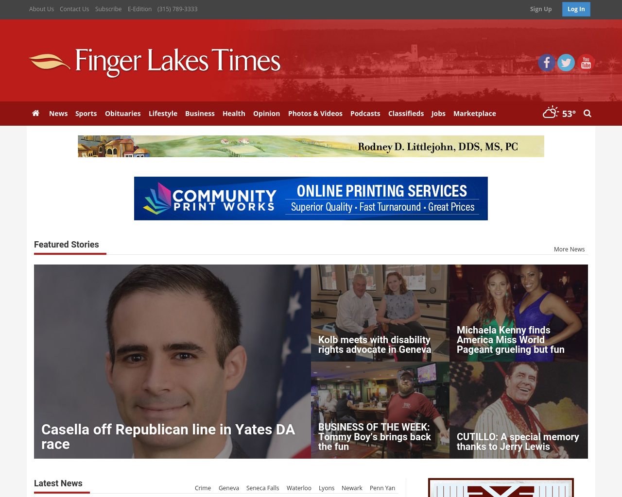 Finger-Lakes-Times-Advertising-Reviews-Pricing