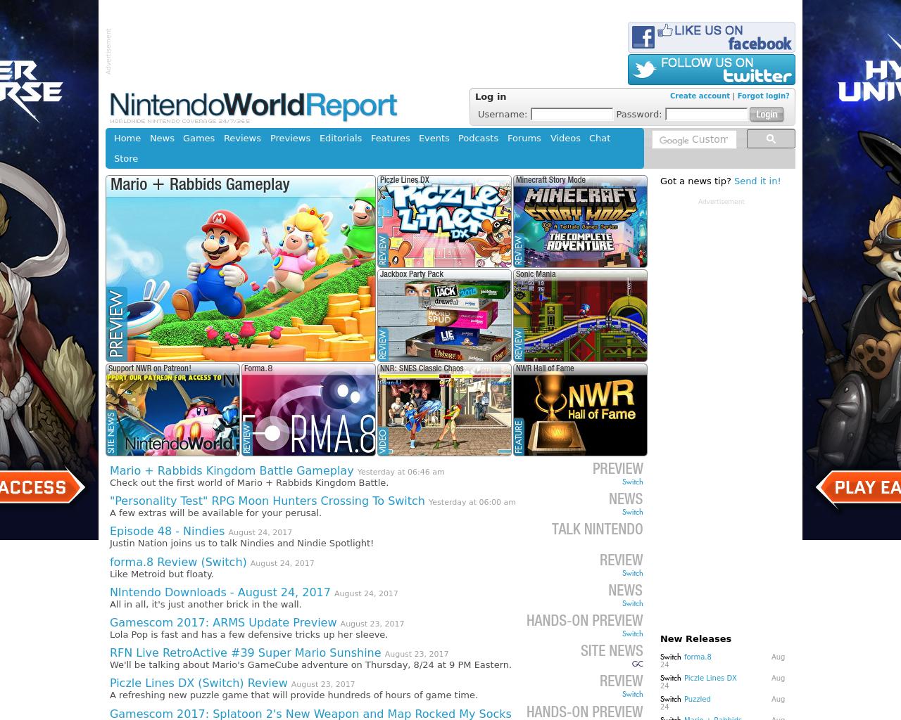 Nintendo-World-Report-Advertising-Reviews-Pricing