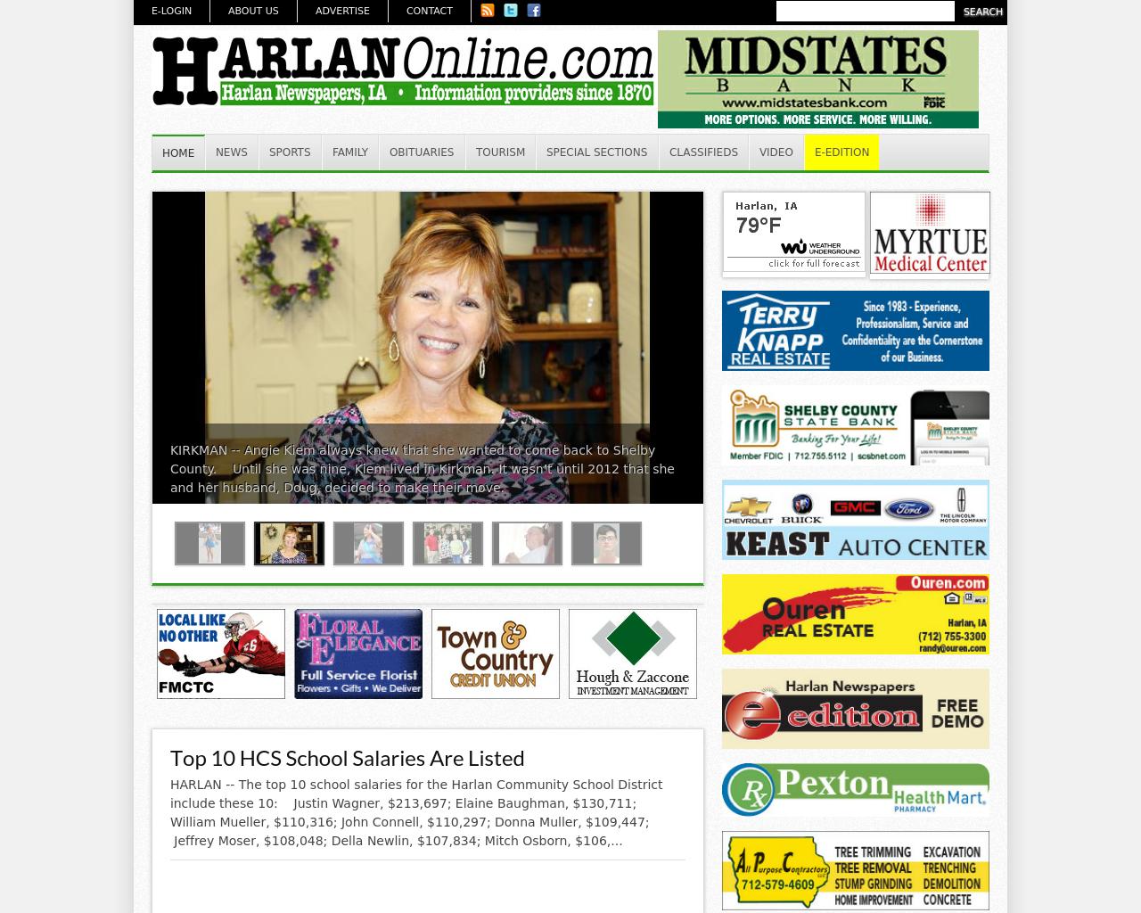 Harlanonline.com-Advertising-Reviews-Pricing