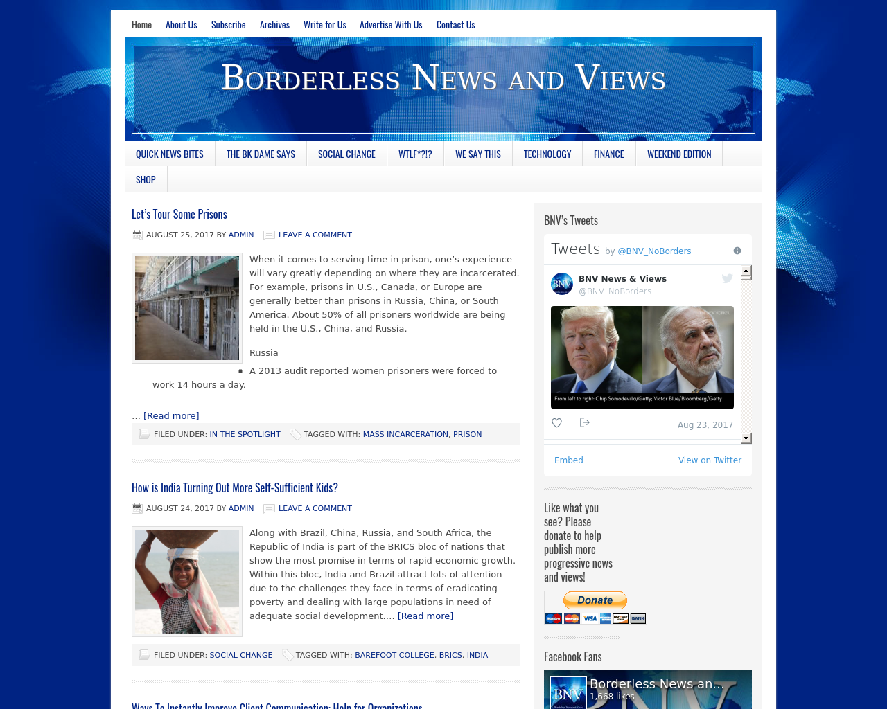 Borderless-News-and-Views-Advertising-Reviews-Pricing