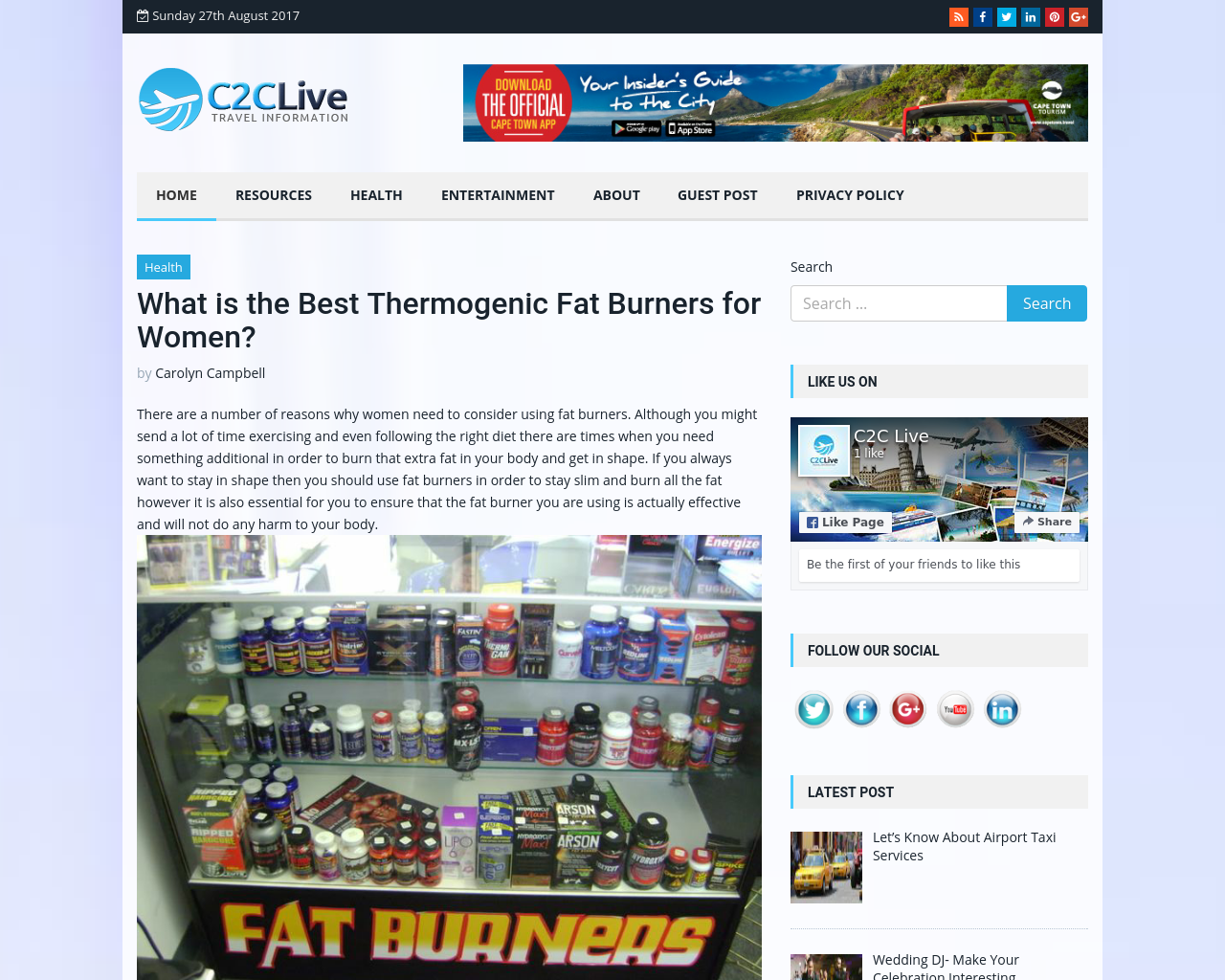 C2C-Live-Advertising-Reviews-Pricing