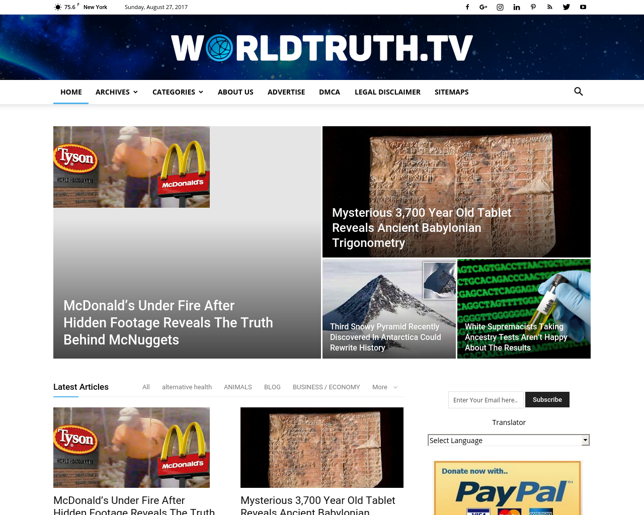 WORLDTRUTH.TV-Advertising-Reviews-Pricing