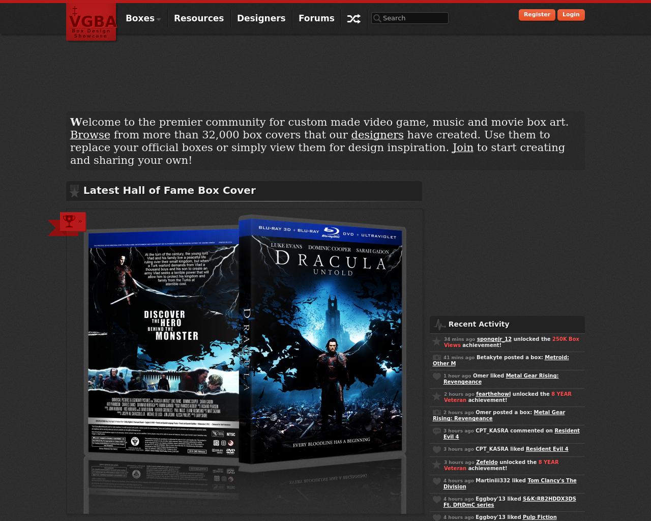 VGBoxArt-(VGBA)-Advertising-Reviews-Pricing
