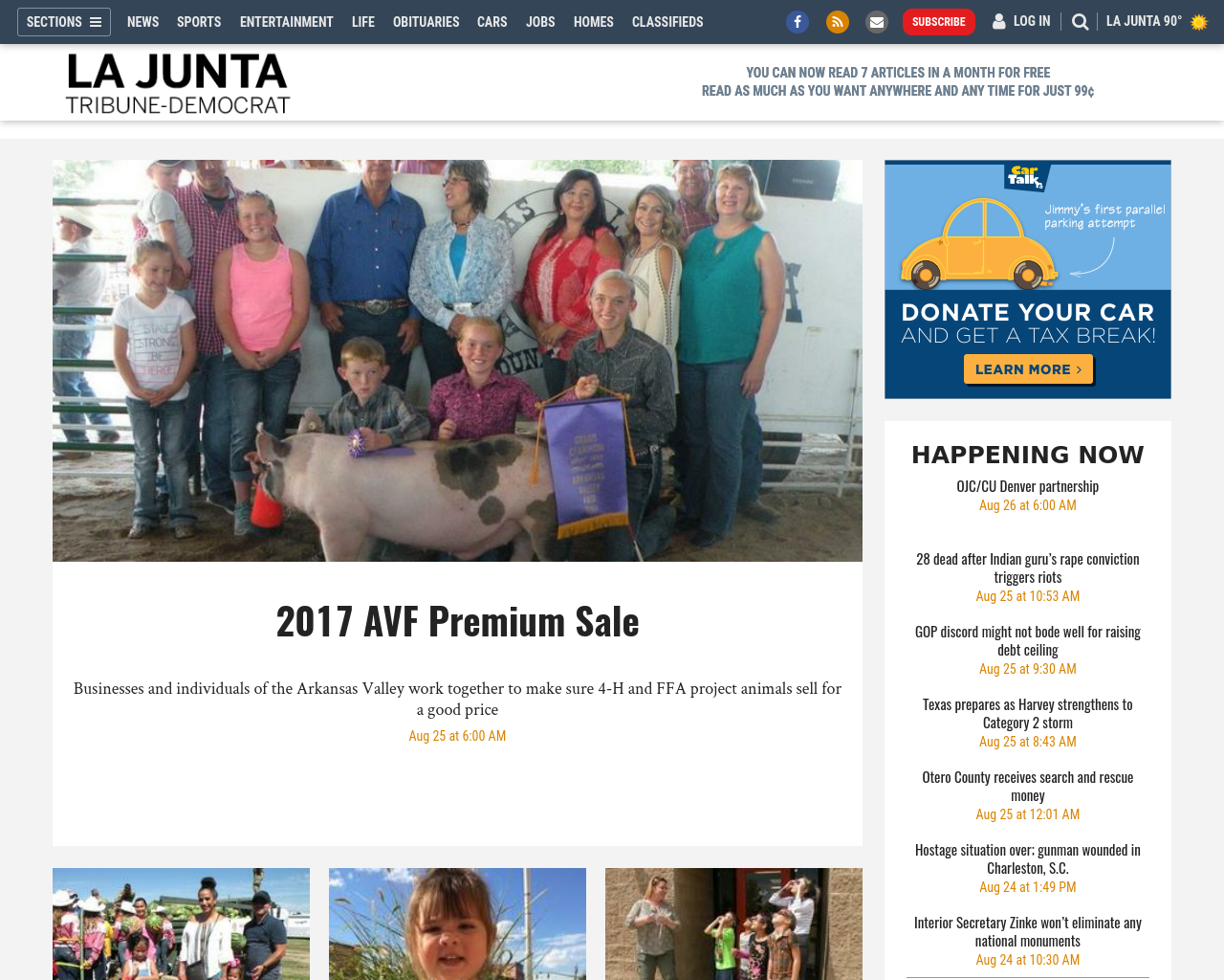 La-Junta-Tribune-Democrat.com-Advertising-Reviews-Pricing